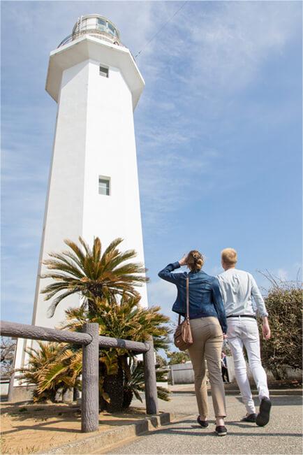 野島崎燈塔