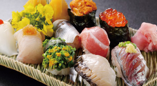 Taste the freshest seafood in Japan!
