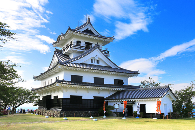 Tateyama Castle address3