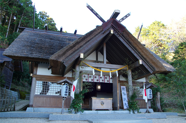 Takabe Shrine address1