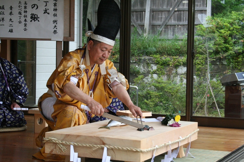 Traditional Knife Ceremony image