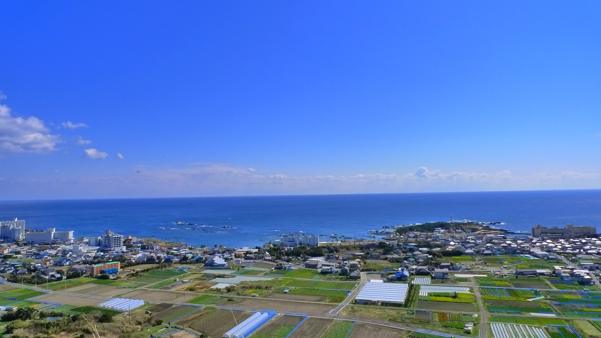 Your visit to Minamiboso will facilitate the reconstruction of Minamiboso! image