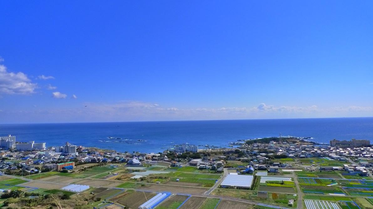 Your visit to Minamiboso will facilitate the reconstruction of Minamiboso! image